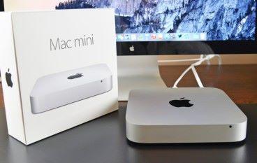 新版本 Mac mini 12月推出?