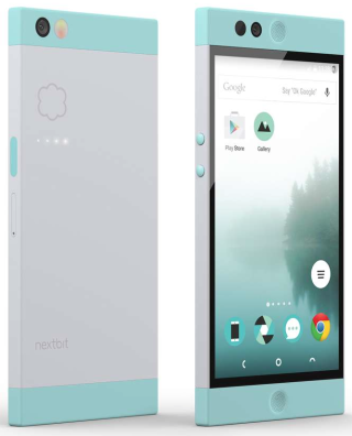Nextbit Robin 手機具備雲端同步備份技術。