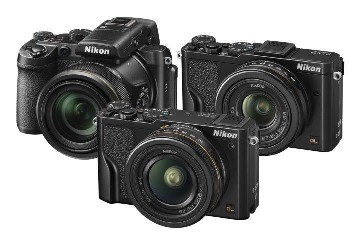 Nikon 今年初宣佈擱置 DL 輕便相機系列的發售計劃。