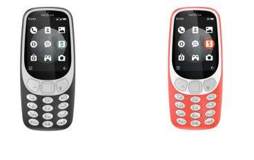 復刻名機進化!Nokia 3310 正式推出 3G 版