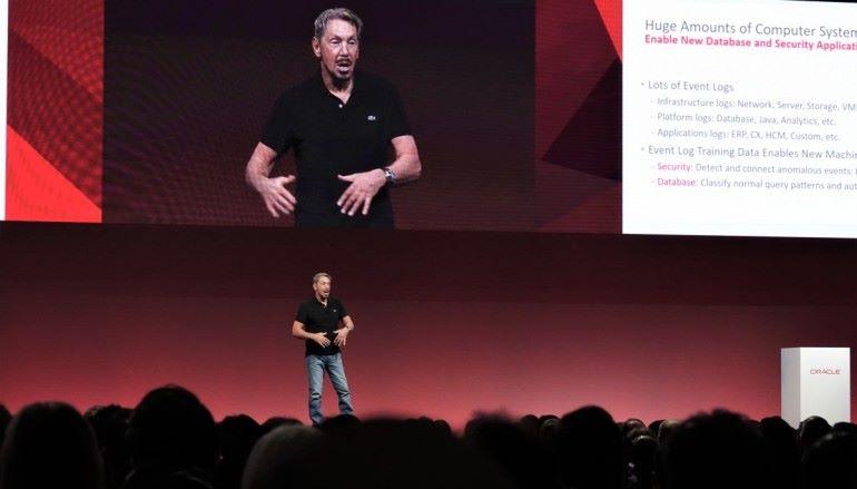 甲骨文發布自動數據庫 Oracle 18c  表明向 AWS 宣戰