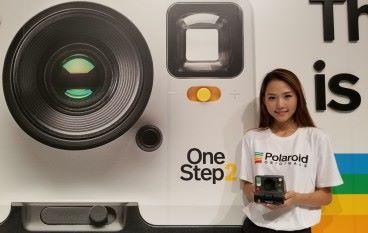 「即影即有」經典回歸  Polaroid OneStep 2