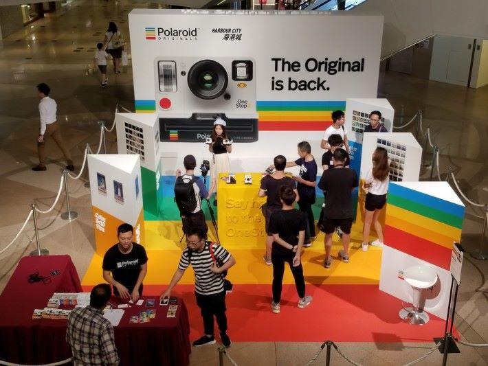 「The Original is back 展」正於尖沙咀海港城舉行。