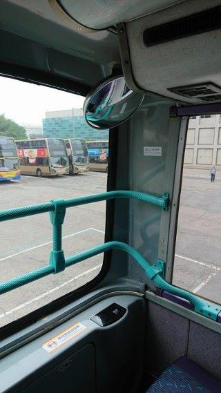 雙層巴士就用了這潛望鏡的原理。