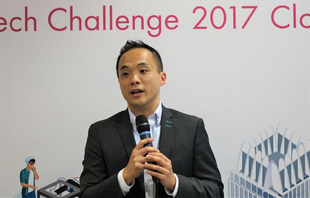 戴紹龍稱,透過 SciTech Challenge 多月的培訓及導師計畫,已可以將概念發展為接近可銷售的項目,喜見幾個月來團隊的進步。