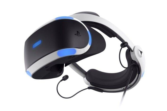 新版本的 PlayStation VR 將於 10月14日推出。
