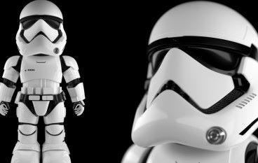 智能機械人玩轉 AR  First Order Stormtrooper 率先預購 !!