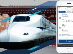 手機訂新幹線車票推至香港 西瓜卡可入閘