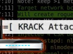 解構 Wi-Fi WPA2 漏洞