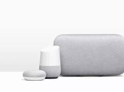大小 Google Home : Home Mini 、 Home Max登場