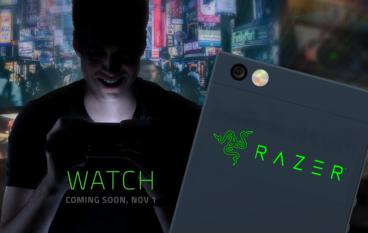 「 Razer Phone 」規格曝光!採用自家優化 Android