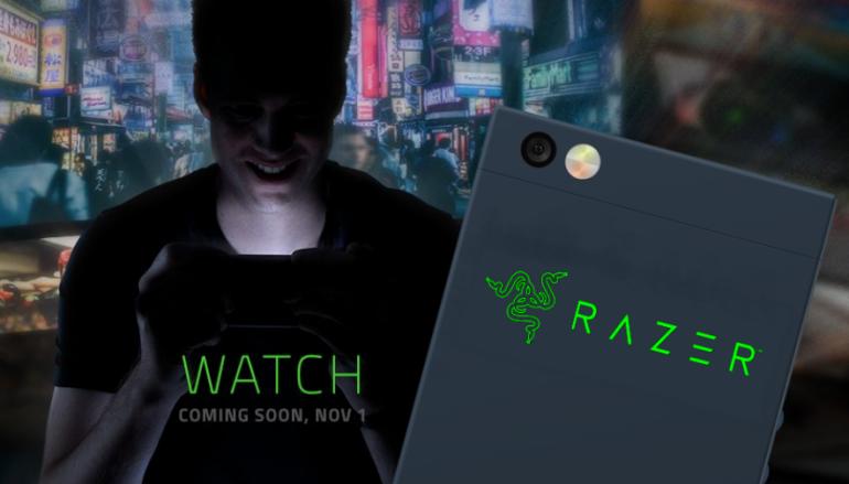 傳 Razer 將發表電競手機 或會結合雲端技術