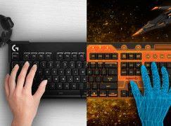 Logitech 與 HTC 攜手合作 將實體鍵盤帶進 VR 世界