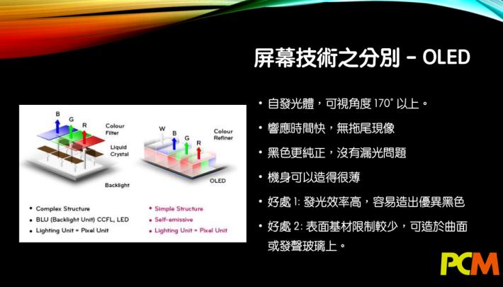 .OLED 是今年最熱門的 4K 電視驢幕技術,主打黑位表現。今年的新機,畫面亮度也比去年機種有好大進步。