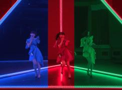 Perfume x Docomo 5G 零延遲連線實驗