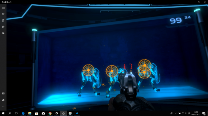 《Halo Recruit》射擊遊戲。