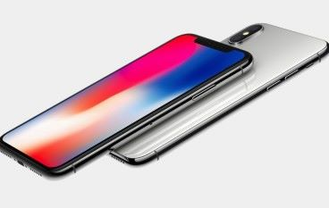 iPhone X「長」測