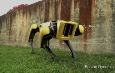 Boston Dynamics 公布機械狗 Spot 商品化