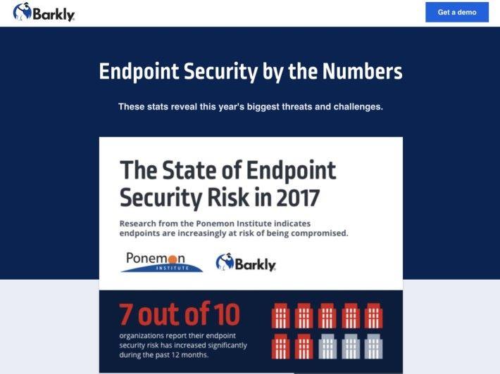美國兩間保安機構 Barkly 和 Ponemon 研究所發表的 2017 年報告,指出無檔案型攻擊風險正大幅增加。
