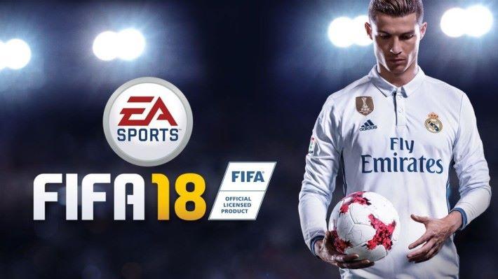《 Fifa 18 》、《 Uncharted 4 》都等大熱遊戲皆為該內推出。