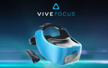 HTC 全新獨立型 VR 裝置 VIVE FOCUS 曝光!