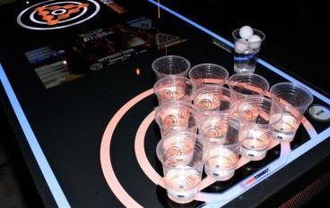 PONGConnect 電子計分投杯球新玩法
