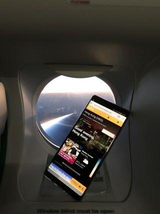 家陣多咗飛機提供機上 Wi-Fi 服務,等乘客可以響空中繼續上網。