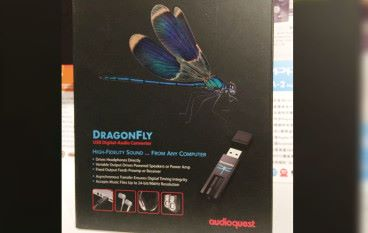 【場料】AQ Dragon Fly USB DAC 六舊有找
