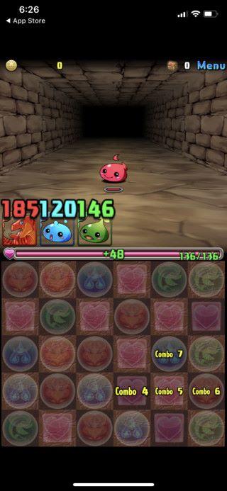 《 Puzzle & Dragon 》現時仍是以原有比例運行,相信今後進行更新時要修正 UI 才能獲批,間接影響 iOS 舊遊戲的更新進度。