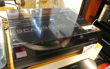 【場料】Scansonic 唱盤兩千有找