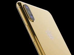 Apple 新專利 黃金版 iPhone