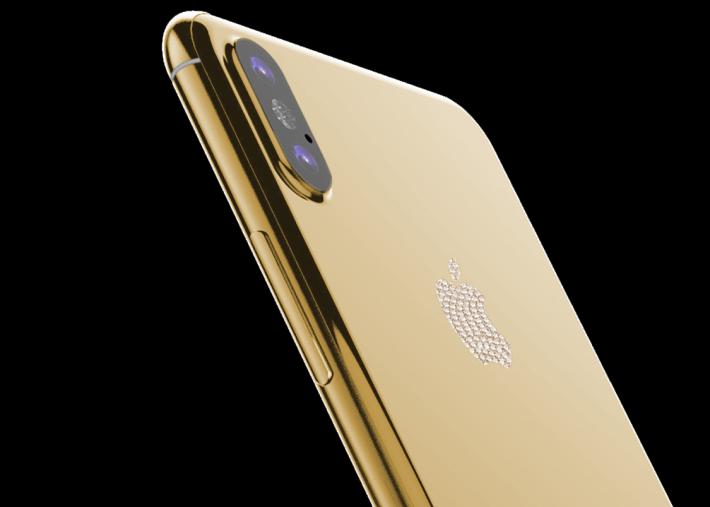 Apple 的新專利技術,能利用黃金和其他金屬的結合而製作出更特別的機身顏色。