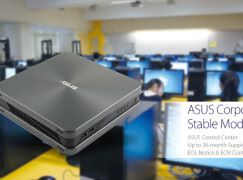 ASUS CONTROL CENTER 協助 IT 人員提升管理效率