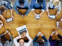 MTC-5000 BYOD協作方案 輕鬆建立共享會議空間