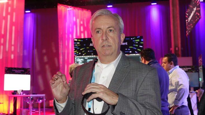 David McNierney 稱,內部加速器可留住從收購創業公司而來的創新人才。