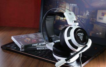 Kworld G22 電競耳麥 適合射擊及賽車遊戲