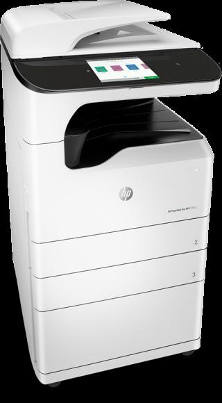 HP 新一代 A3 打印機為企業提供企業級的安全打印功能,讓各行各業建立安全的數碼工作間。