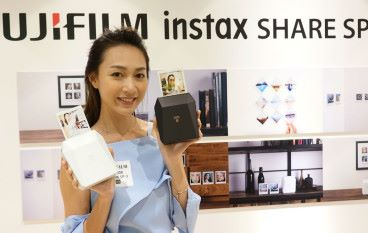 Fujifilm instax SHARE SP-3 印出菂式方形相