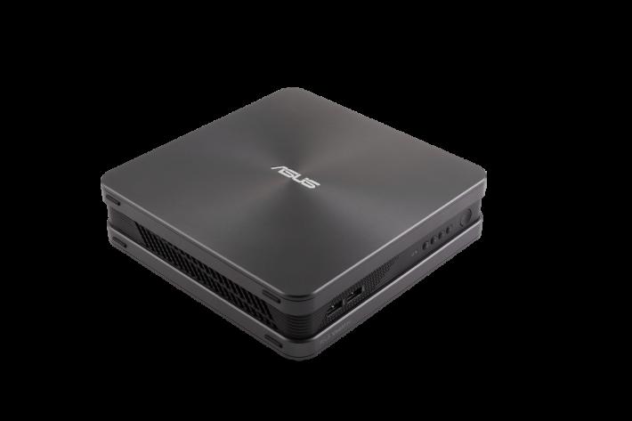想節省工作空間,亦可考慮使用 Mini PC,例如 VC68V,連 ACC 售價由$8,999 起。