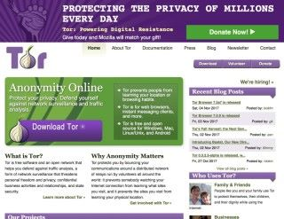Tor Browser 是著名的匿名瀏覽器