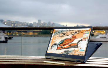 繪師新寵纖薄變形筆電 實測 ASUS ZenBook Flip S UX370