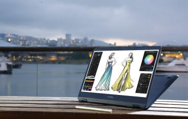 ASUS ZenBook Flip S UX370UA 帶動纖型創作之旅