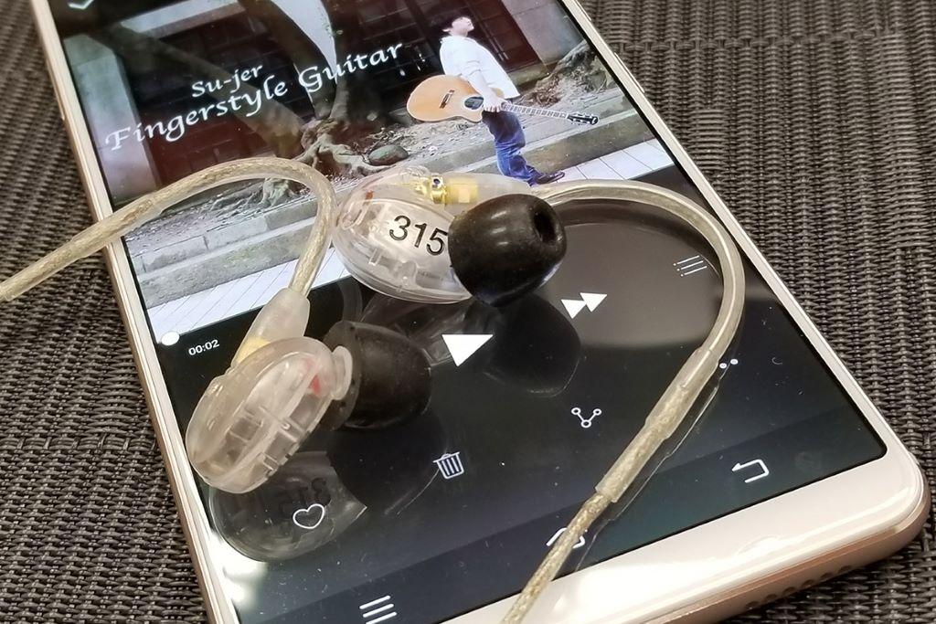 配合用戶的心水耳機,更可以將 X20Plus 的高質素音樂特點發揮得淋漓盡致。