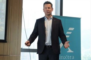 Murray Hankinson 表示,Thinxtra Sigfox 網絡將是成本最低的物聯網絡,每個設備年費20港元。