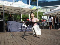 智 Smart 航拍體驗日 加深對無人機認識