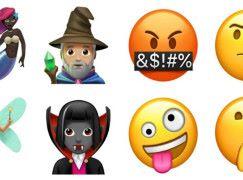 iOS 11.1 新增多款貼地 Emoji  重新加入按邊轉 App