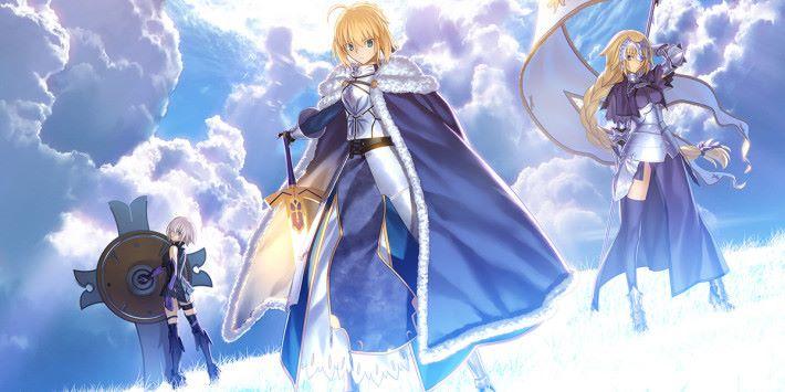 《 Fate/Grand Order 》作為遊戲的確十分出色,但列在「音樂」分類就感覺有點牽強。