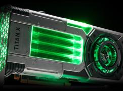 NVIDIA 推出 Star Wars 主題 TITAN Xp 典藏版顯示卡