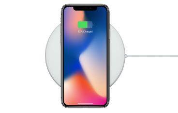 iPhone 8 / iPhone X 用無線充電要注意