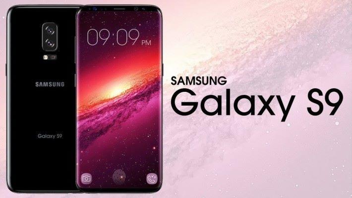 2018年上半年的旗艦手機 Galaxy S9